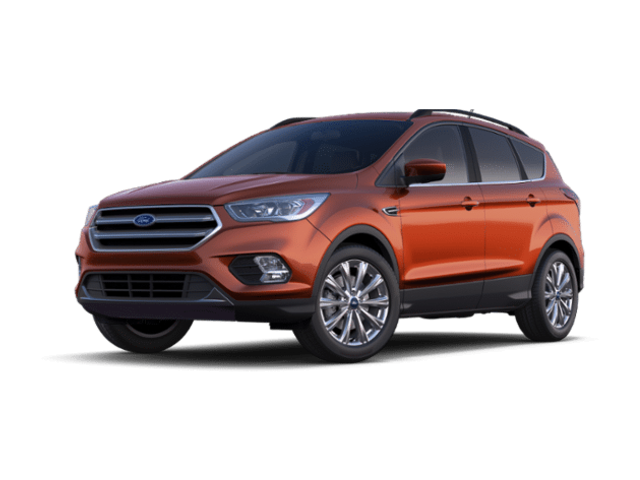 New 2019 Ford Escape SEL SUV near Charleston, SC